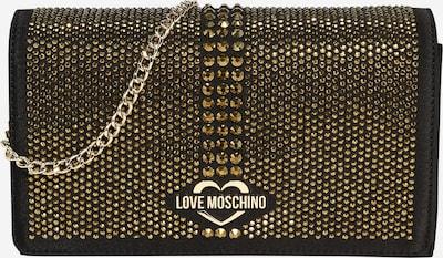 Love Moschino Taška cez rameno - zlatá / čierna, Produkt