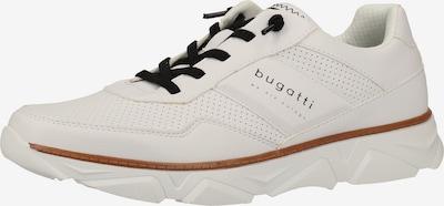 bugatti Sneaker in weiß: Frontalansicht