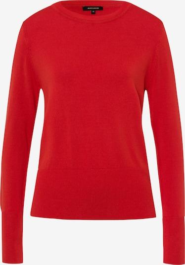 MORE & MORE Pullover in orangerot, Produktansicht