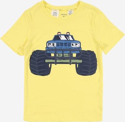 Carter's Shirt in de kleur Geel, Productweergave