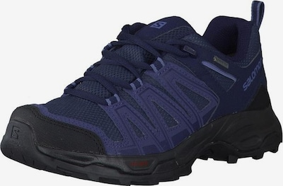SALOMON Schnürschuhe in blau / dunkelblau, Produktansicht
