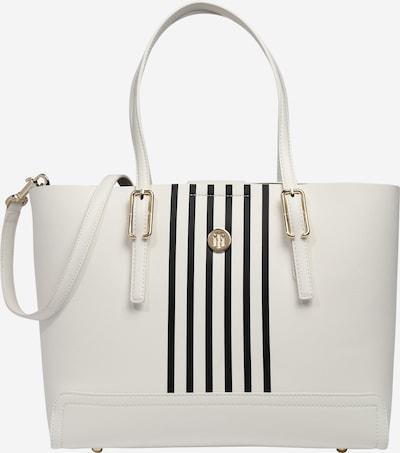 fekete / fehér TOMMY HILFIGER Shopper táska 'Honey', Termék nézet