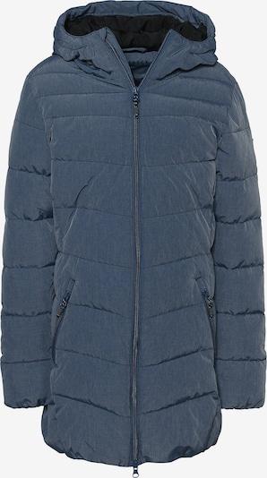 Kilmanock Wintermantel in taubenblau, Produktansicht