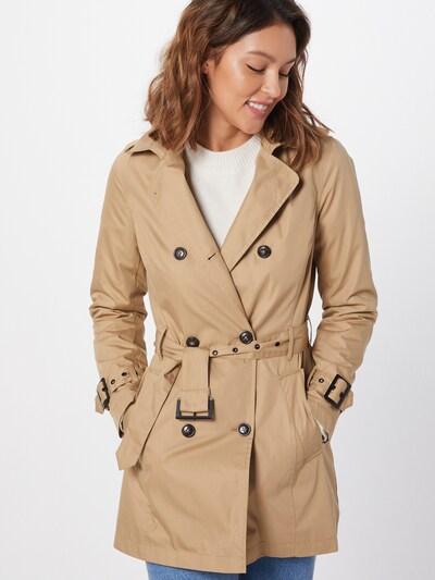 LTB Płaszcz przejściowy 'SOYOPE' w kolorze beżowym, Podgląd na modelu(-ce)