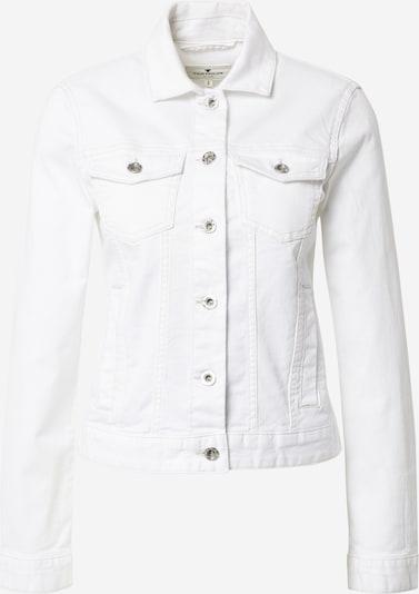 TOM TAILOR Jeansjacke in weiß, Produktansicht