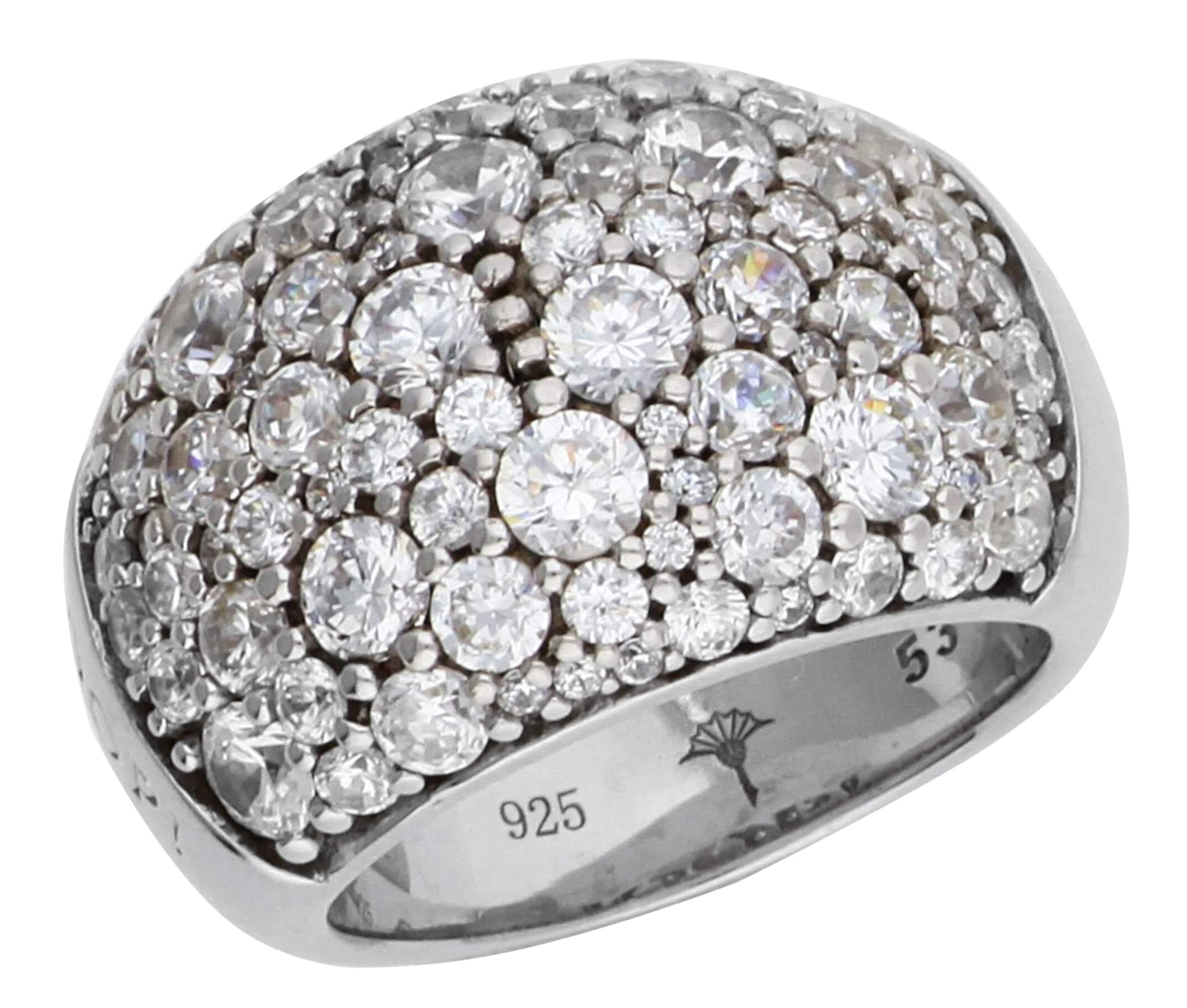 Kaufen Billige Angebote JOOP! Fingerring mit Zirkonia-Steinbesatz JPRG90500A Verkauf Ebay Auslass Für Schön Große Diskont Online ivqHcDgJS