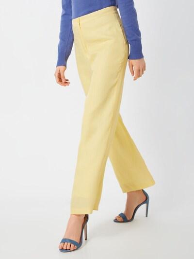 Pantaloni 'Ina' LeGer by Lena Gercke pe galben, Vizualizare model