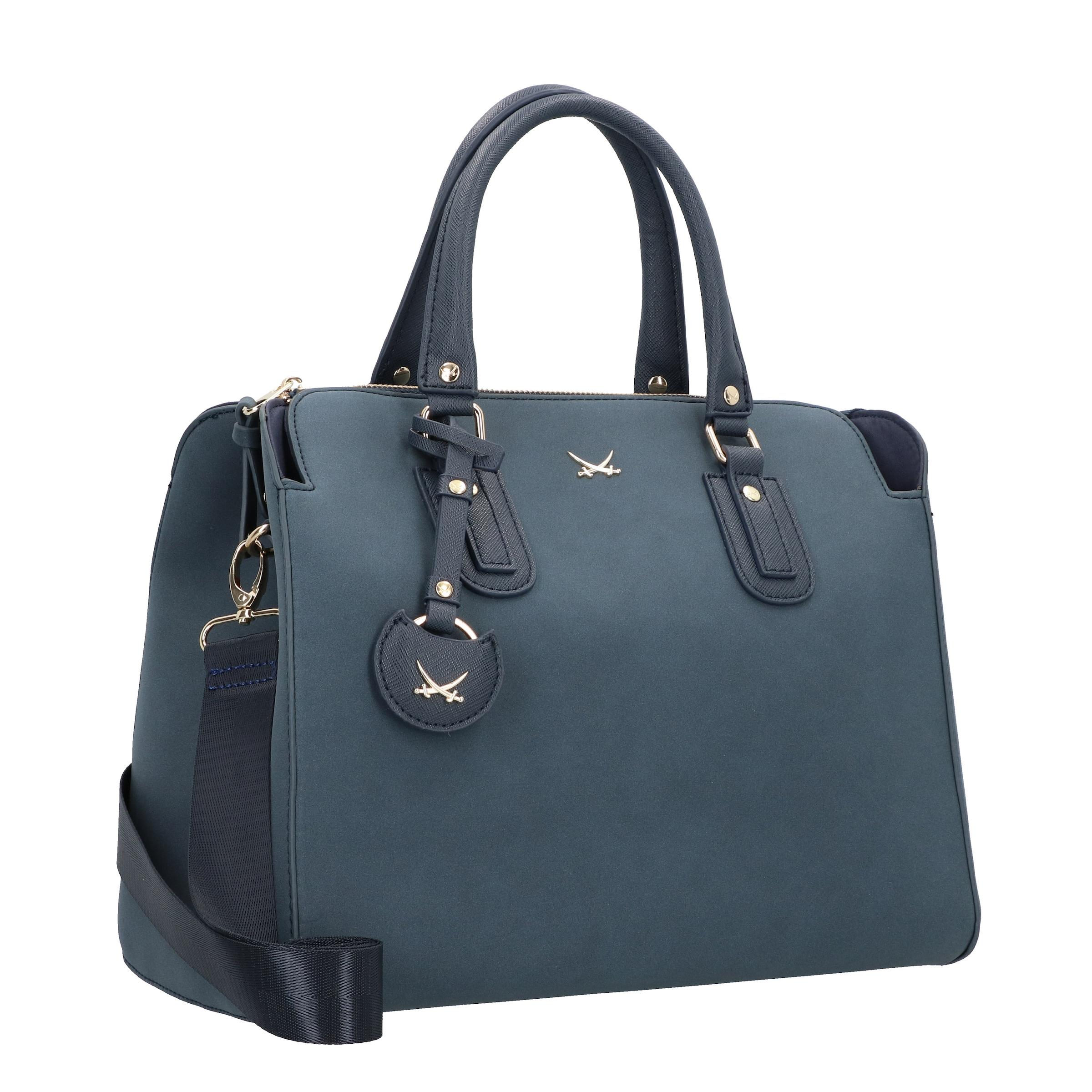 Blau In Handtasche Blau Sansibar Handtasche In Sansibar Sansibar nP8w0Ok