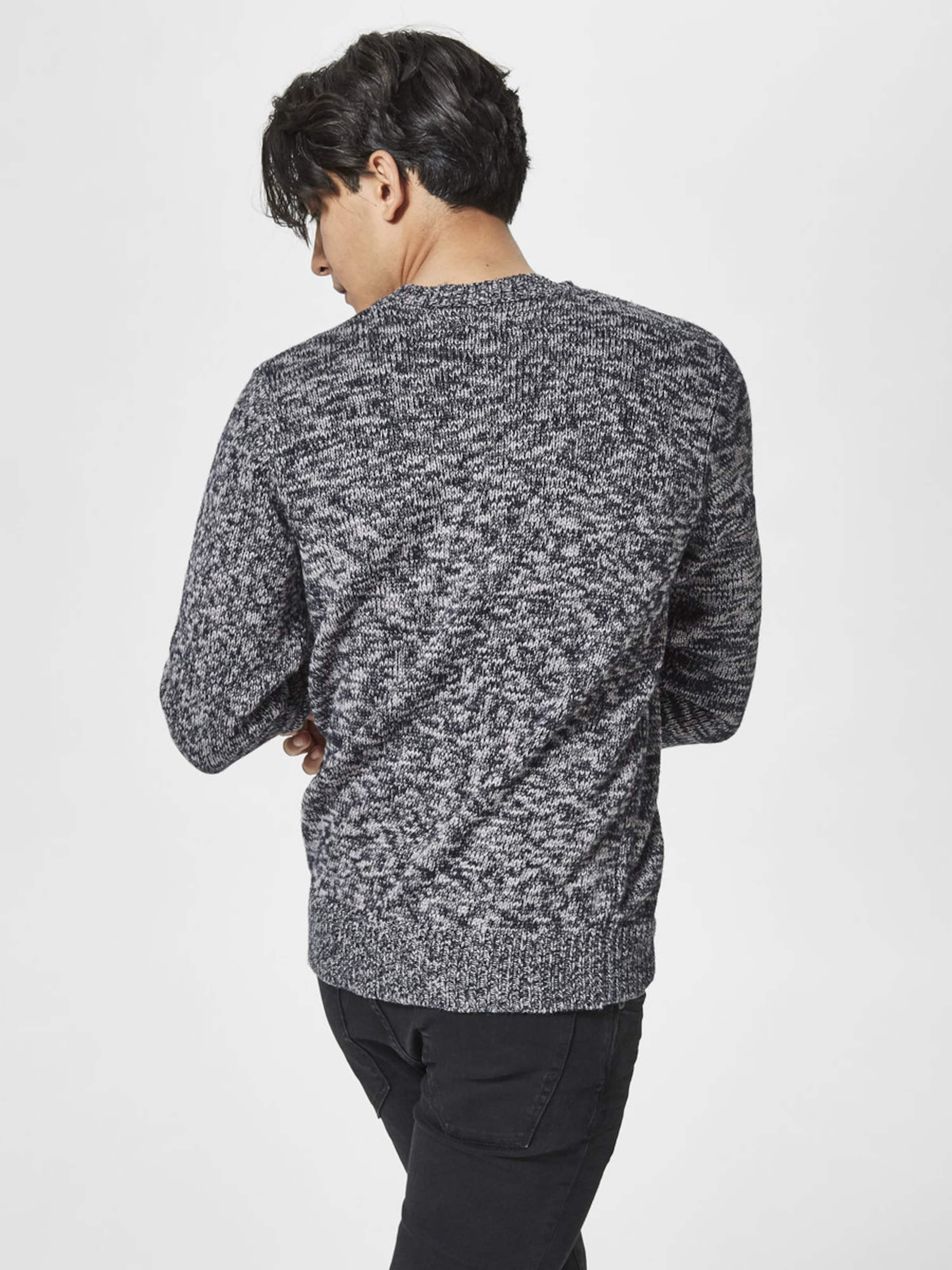 Neck SELECTED HOMME HOMME Sweatshirt Crew SELECTED xBgZqRI