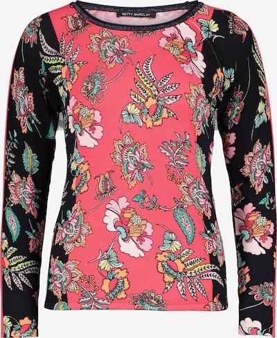 Betty Barclay Feinstrickpullover in dunkelblau / pink, Produktansicht