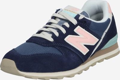 new balance Sneaker 'WL 996' in dunkelblau / pink / weiß, Produktansicht