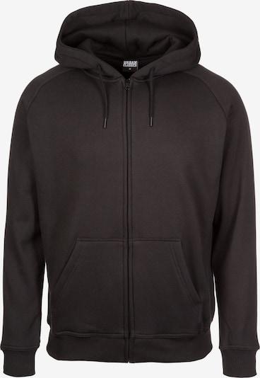 Urban Classics Bluza rozpinana w kolorze czarnym, Podgląd produktu