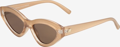 LE SPECS Sonnenbrille 'SYNTHCAT' in gold, Produktansicht