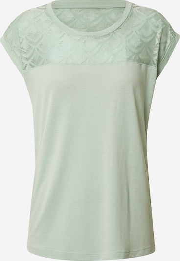 ONLY Shirt 'NICOLE' in mint, Produktansicht