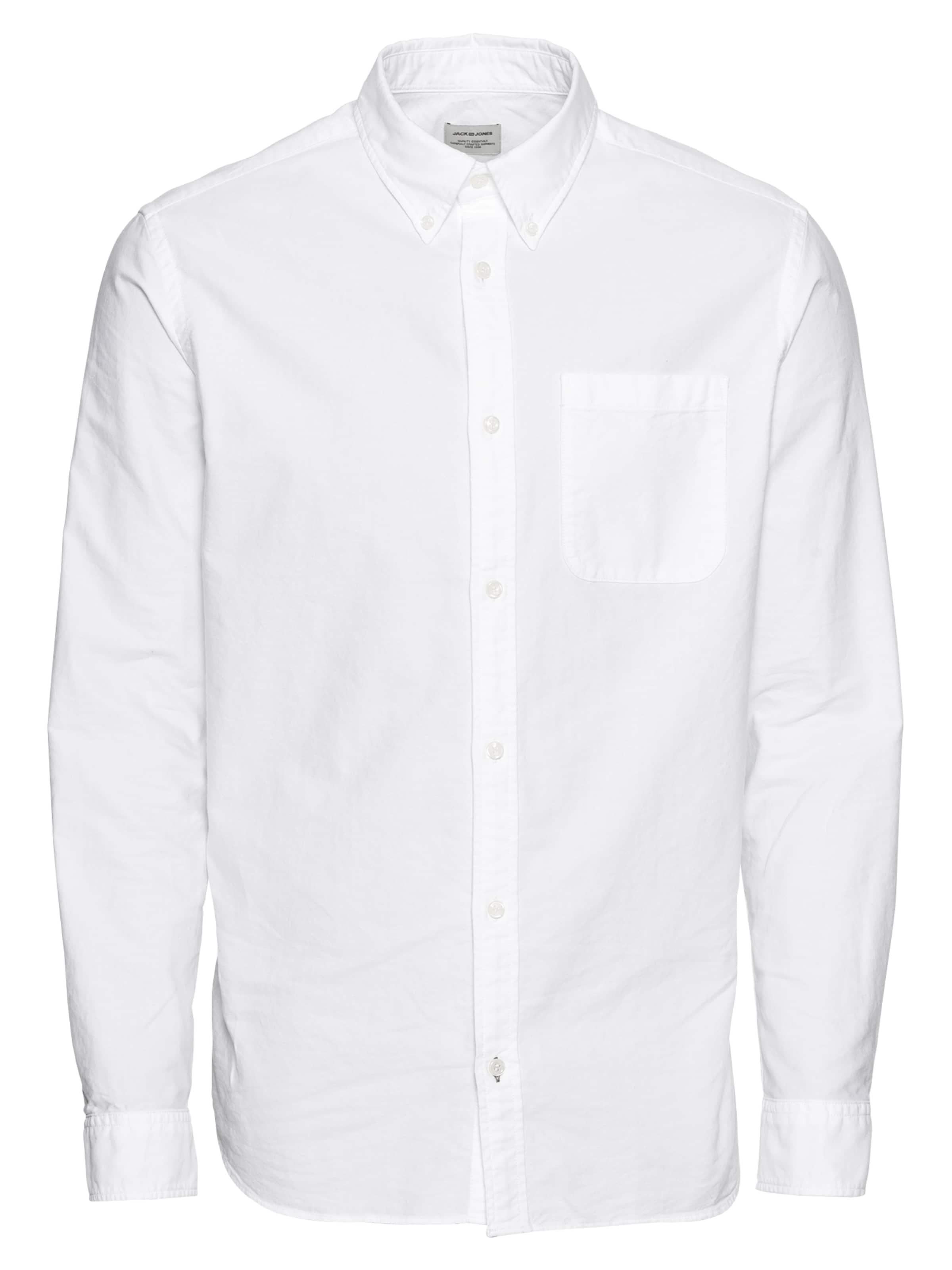 Jackamp; Weiß Herrenhemd Jones 'jjeoxford' In fgyb6vYI7m