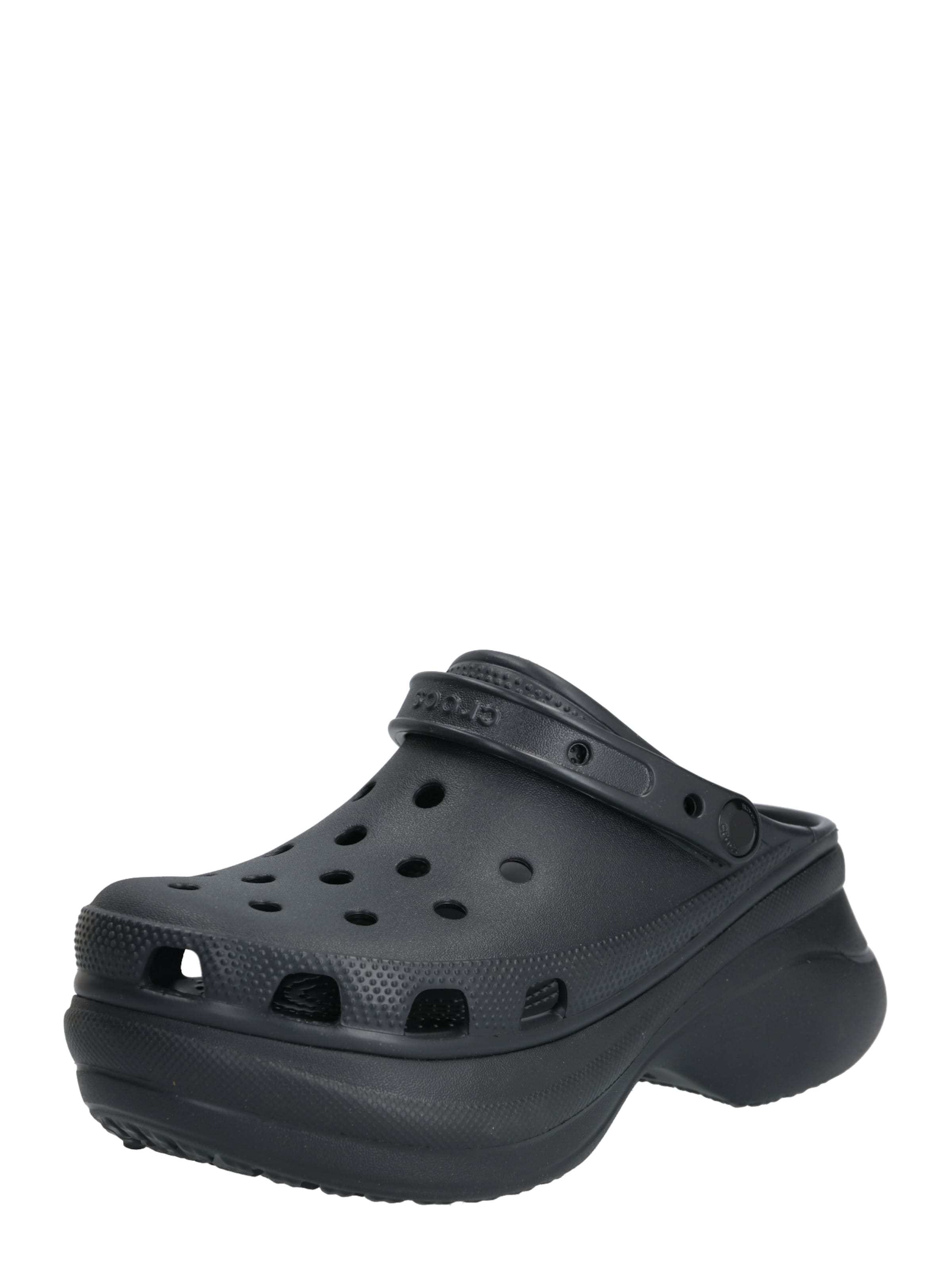 Crocs Clogs 'Classic Bae' in schwarz