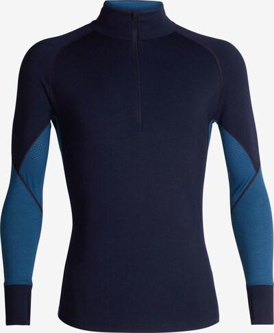 Icebreaker Shirt '260 Zone' in blau, Produktansicht