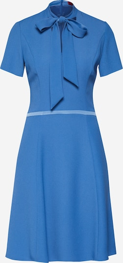 HUGO Blousejurk 'Kevari' in de kleur Lichtblauw, Productweergave