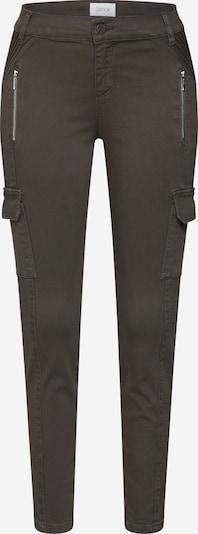 Cartoon Cargo Hose in dunkelgrün, Produktansicht