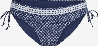 LingaDore Bikinibroek in de kleur Blauw / Wit, Productweergave