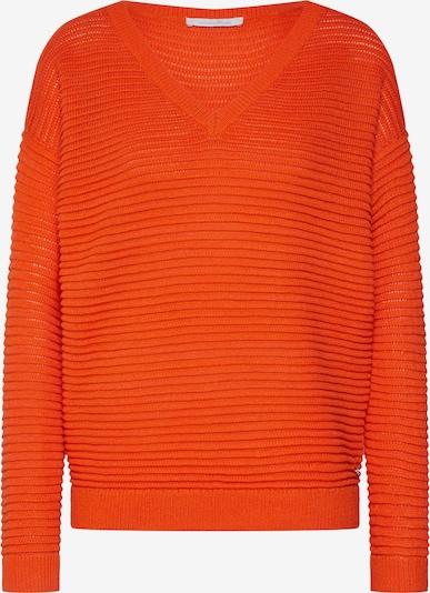 TOM TAILOR DENIM Pullover 'Ottoman' in orange, Produktansicht