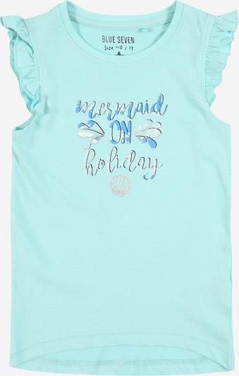 BLUE SEVEN Majica | turkizna barva, Prikaz izdelka