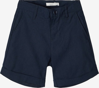NAME IT Shorts in dunkelblau: Frontalansicht