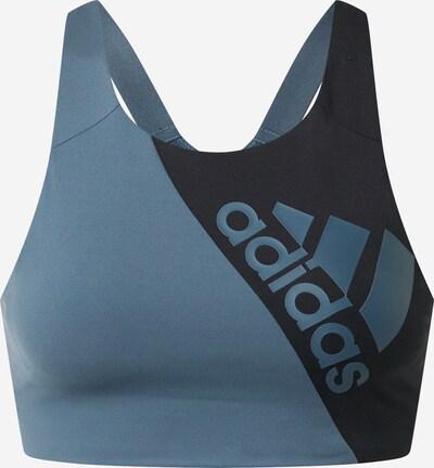 ADIDAS PERFORMANCE Sportovní podprsenka - modrá / černá, Produkt