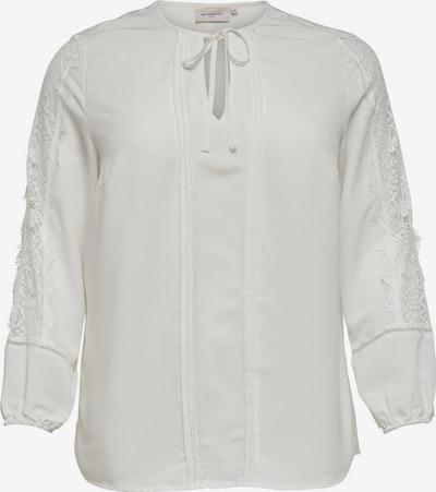 ONLY Carmakoma Tunika | bela barva, Prikaz izdelka
