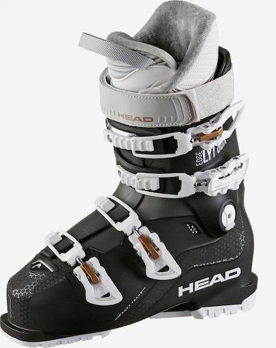 HEAD Skischuhe in grau / schwarz / weiß, Produktansicht