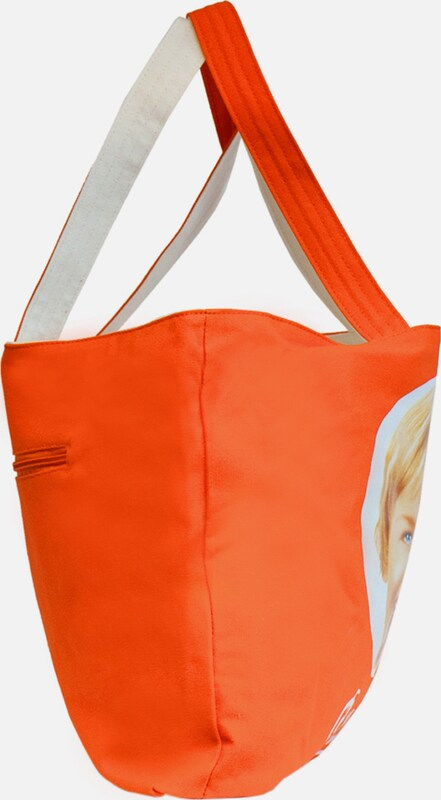 LOGOSHIRT Shopper Tasche 'Brandt Zwieback'