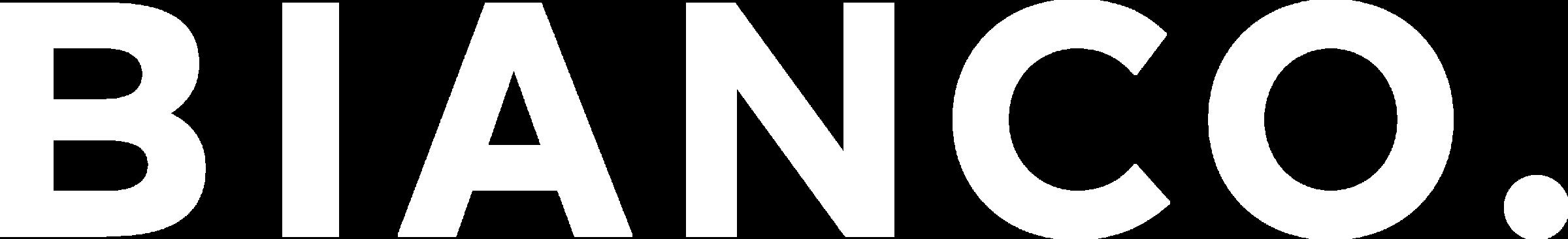 BIANCO. Logo