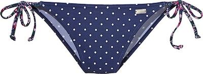 Slip costum de baie BUFFALO pe navy, Vizualizare produs
