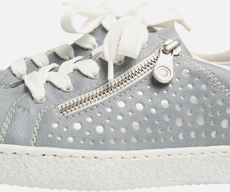 RIEKER Sneaker 'Stones' in rauchblau   ABOUT YOU