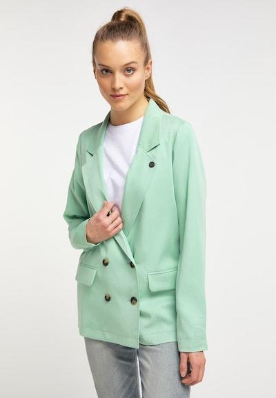 DREIMASTER Blazer in mint, Modelansicht