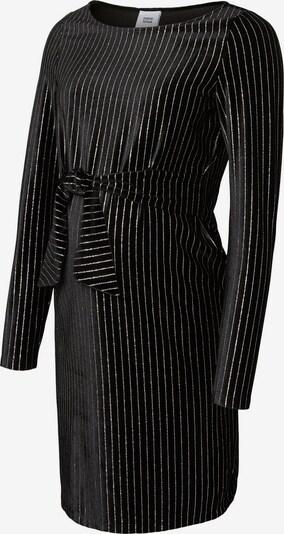 MAMALICIOUS Jurk in de kleur Zwart / Zilver, Productweergave