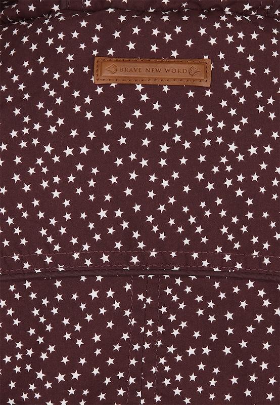 Naketano Female Jacket Jacket Jacket 'Schmusibumsi' in bordeaux  Große Preissenkung 015ec9