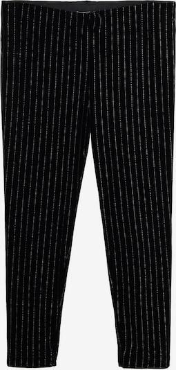 VIOLETA by Mango Leggings 'Elegance' en noir, Vue avec produit