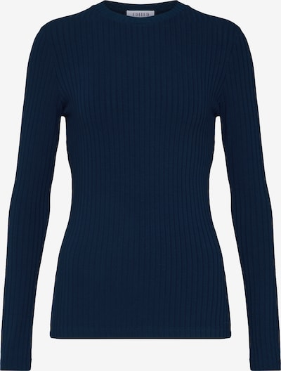 EDITED Langarmshirt 'Ginger' in navy, Produktansicht