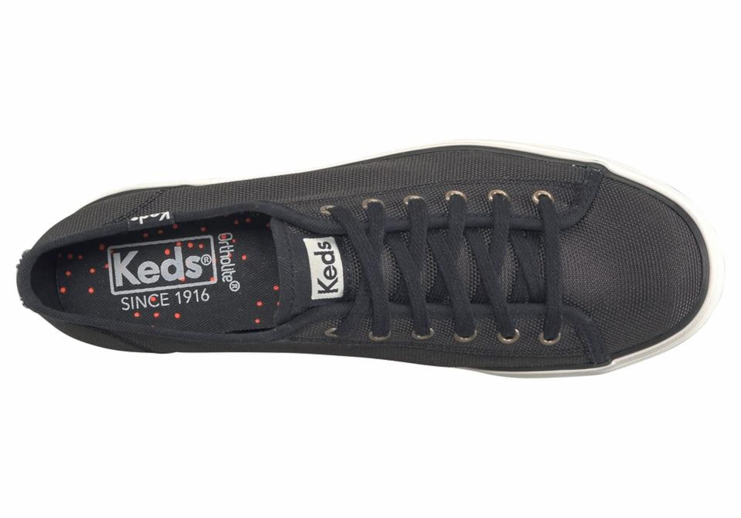 Vorbestellung Für Verkauf Strapazierfähiges KEDS Plateausneaker 'Triple Kick Shine' Modestil Günstig Kaufen Gefälschte pps1k8M9