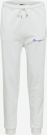 Mennace Püksid valge, Tootevaade
