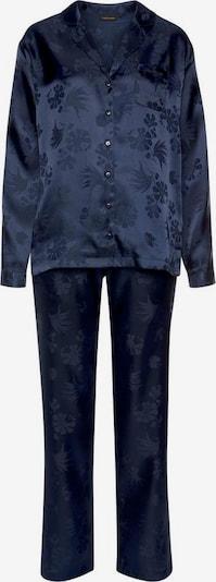 s.Oliver RED LABEL Pyjamas i mörkblå, Produktvy