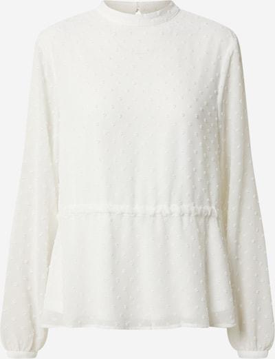 VILA Bluza 'ROVERSA' | bela barva: Frontalni pogled