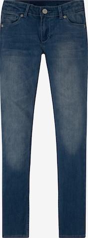 Jeans '711 Skinny' de la LEVI'S pe albastru
