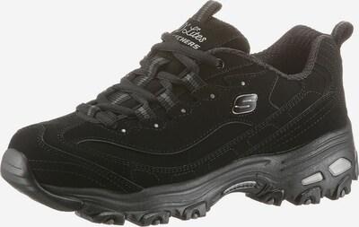 SKECHERS Sneakers laag 'Litis' in de kleur Grijs / Zwart gemêleerd, Productweergave