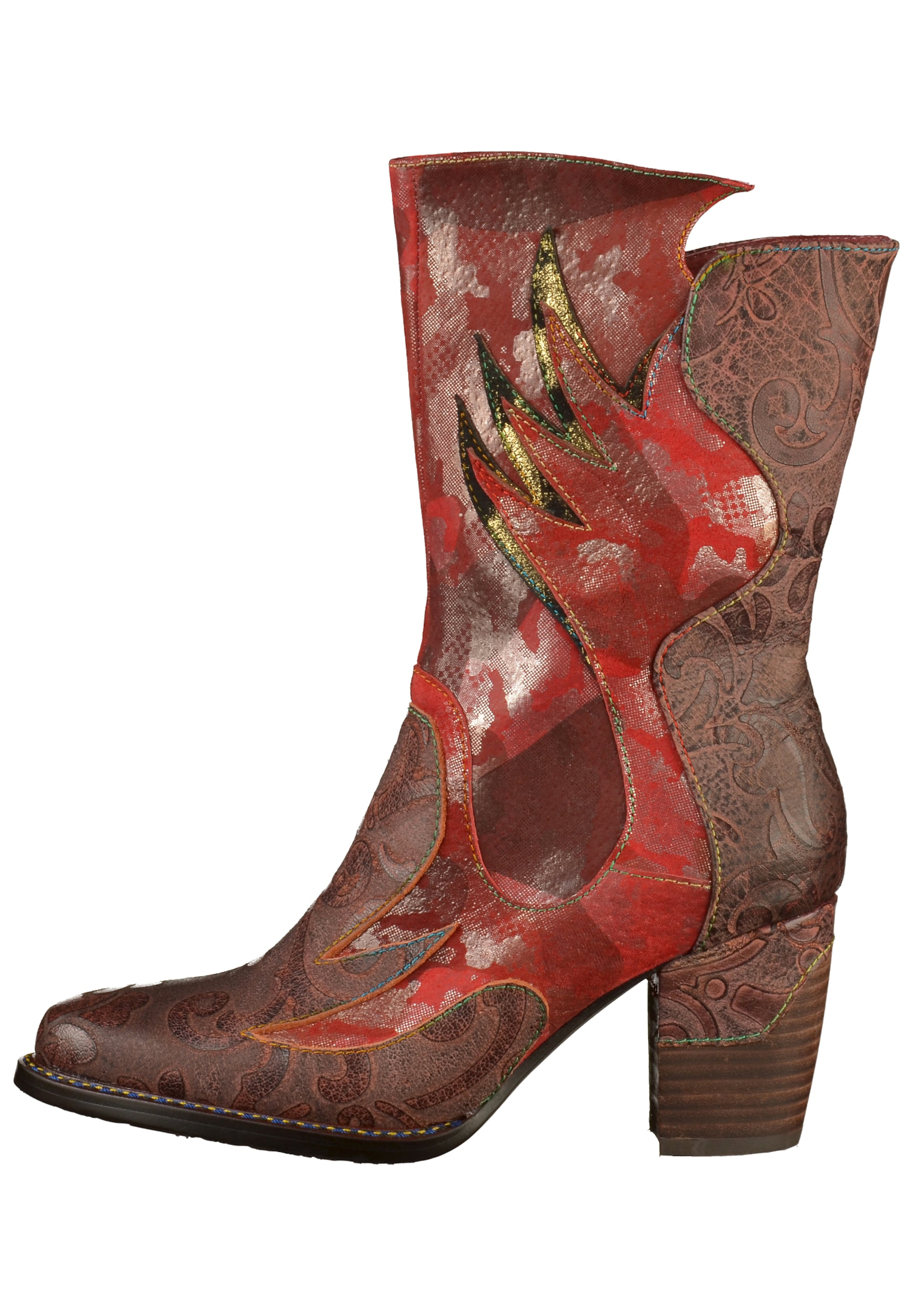 Stiefel Vita Laura GoldRot Stiefel In Vita In Laura GoldRot tCdxsQhrB