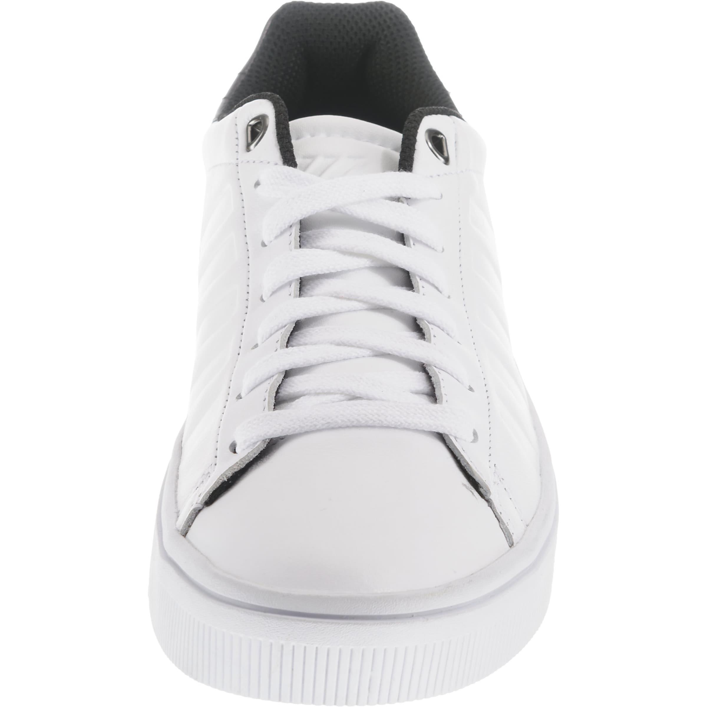 Weiß K swiss Sneakers 'court Frasco' In Low StoneSchwarz 1lFJKTc