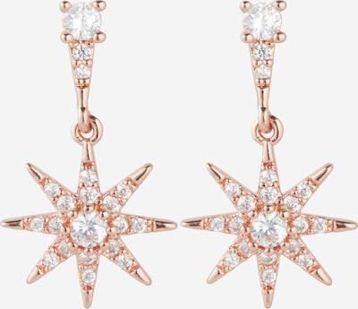 We Are Flowergirls Oorbellen 'Sparkling Star' in de kleur Goud, Productweergave