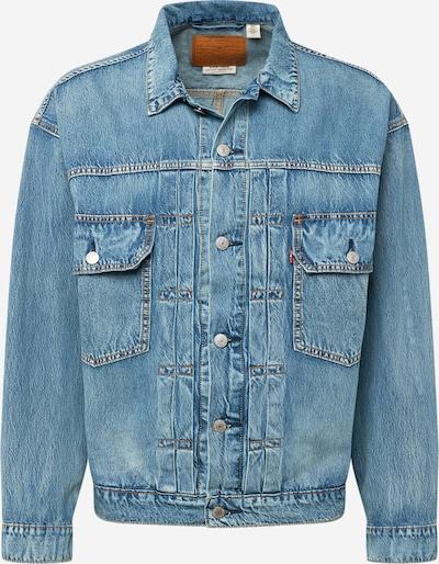 LEVI'S Jeansjacke 'TRUCKER' in blue denim, Produktansicht
