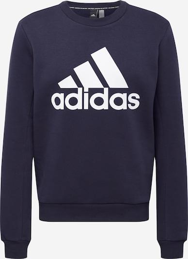 ADIDAS PERFORMANCE Sweatshirt 'Bos Crew' in navy / weiß, Produktansicht